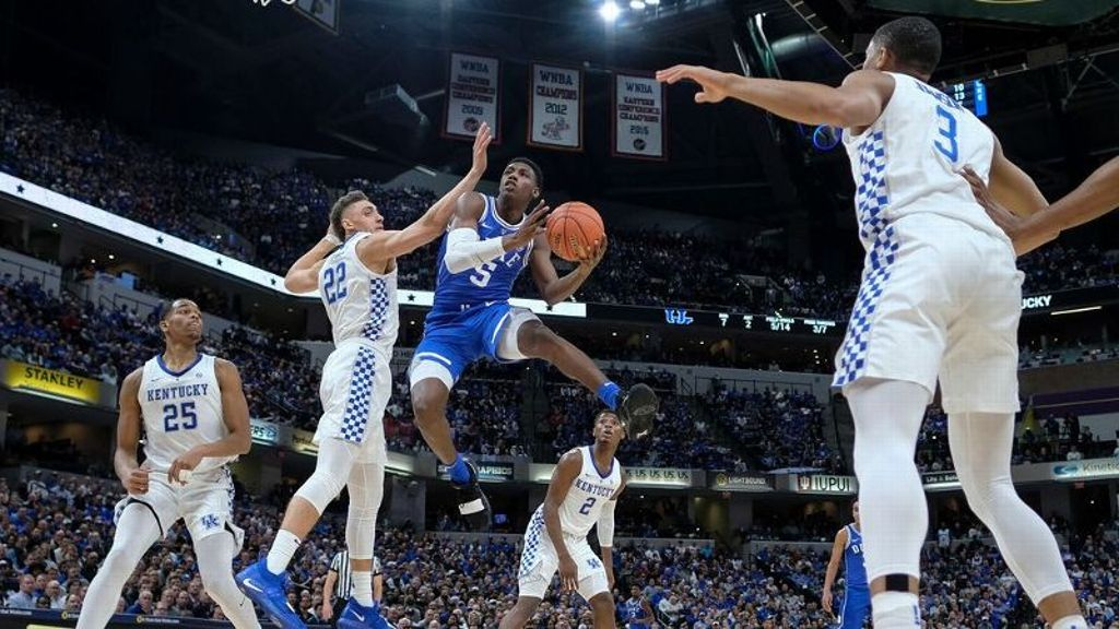 No. 2 Kentucky falls to No. 4 Duke 118-84