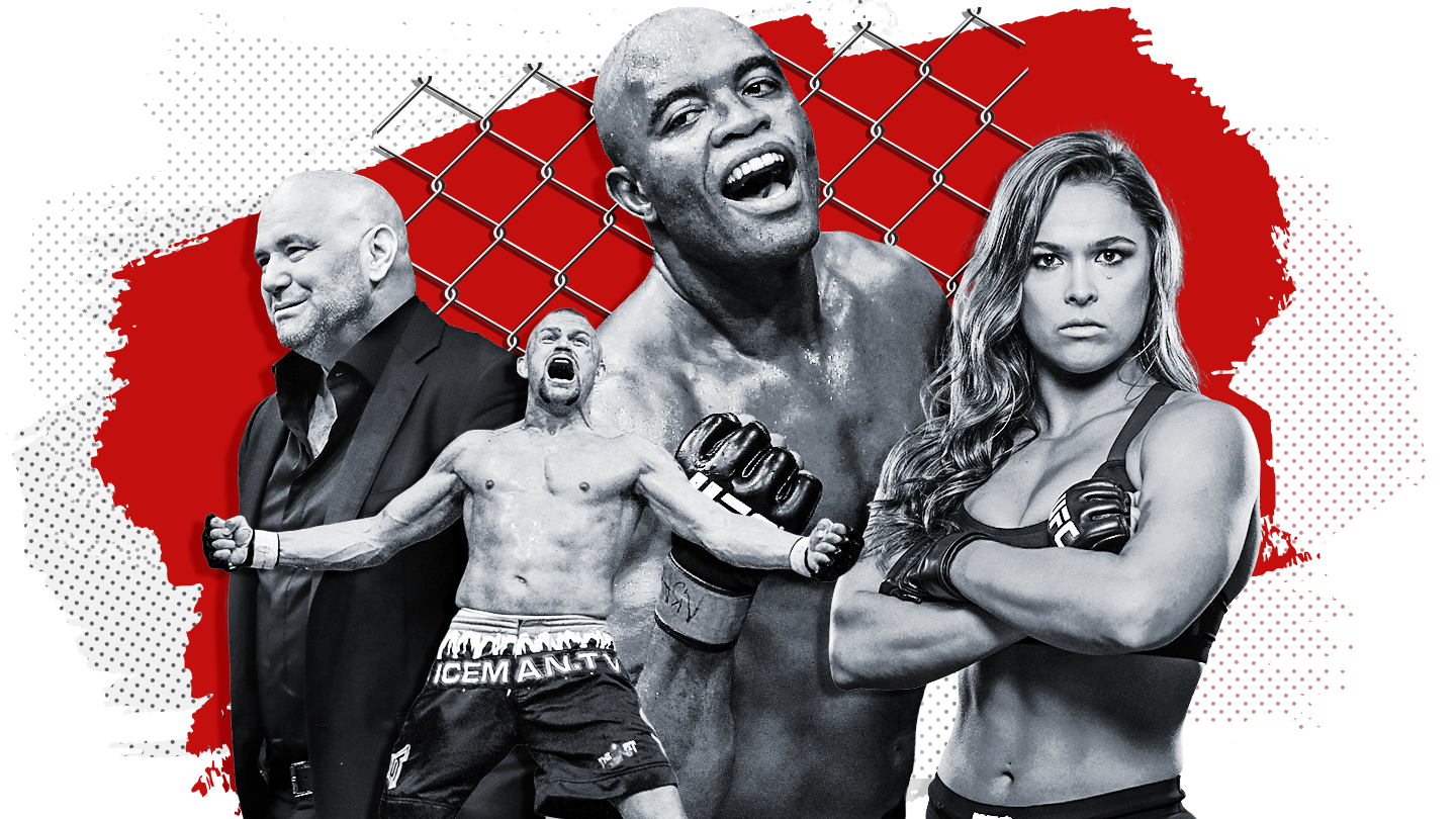 Ranking the 25 most influential people in UFC history