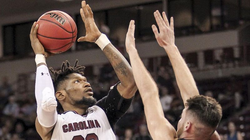 Men's Basketball: South Carolina vs. Providence