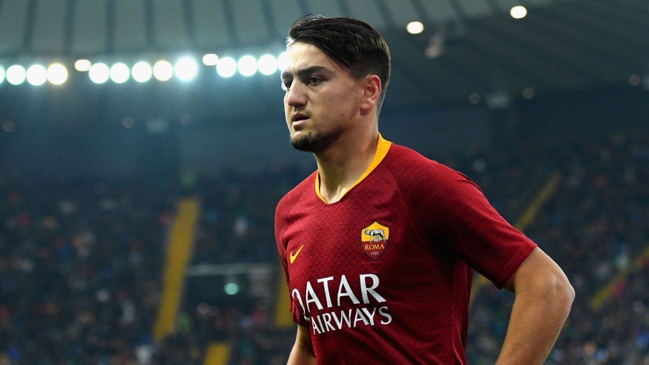 Roma's Cengiz Under eyed by Manchester City, Arsenal, Chelsea - source