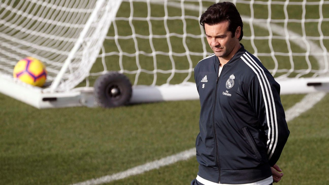 Solari sends message to Keylor: There's no place that's pretty as Real Madrid - ESPN Sports