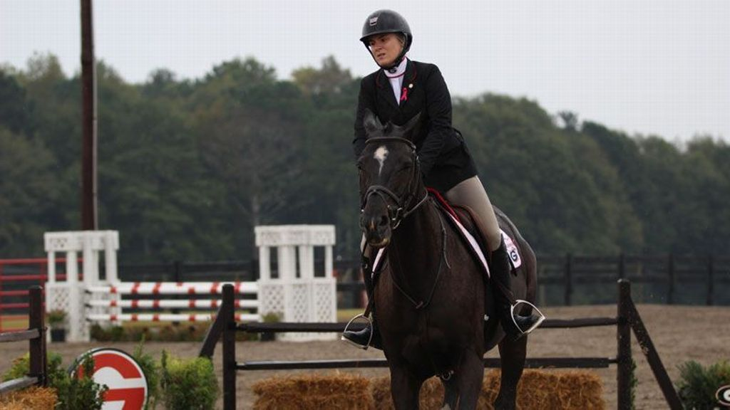 SEC Equestrian Riders of the Month