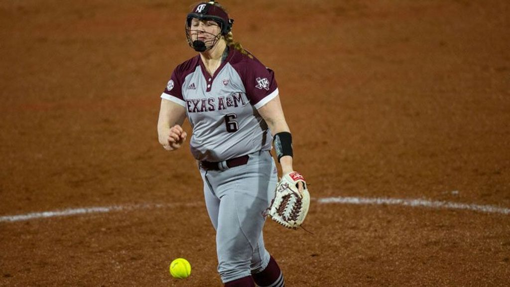 No. 19 Texas A&M drops to McNeese