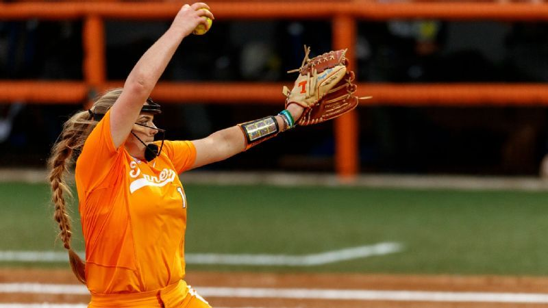 Rogers leads No. 5 Lady Vols past Tar Heels