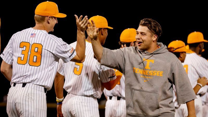 No. 18 Tennessee records ninth shutout