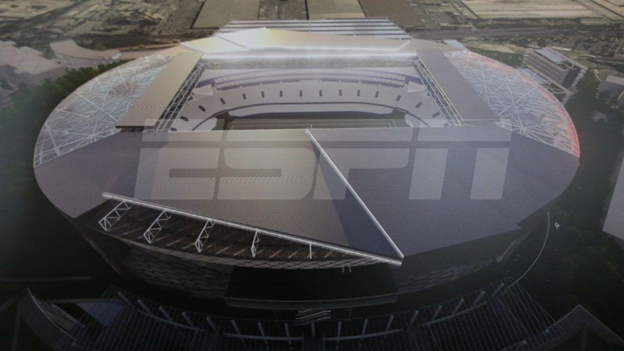 Proyecto Estadio Cruz Azul
