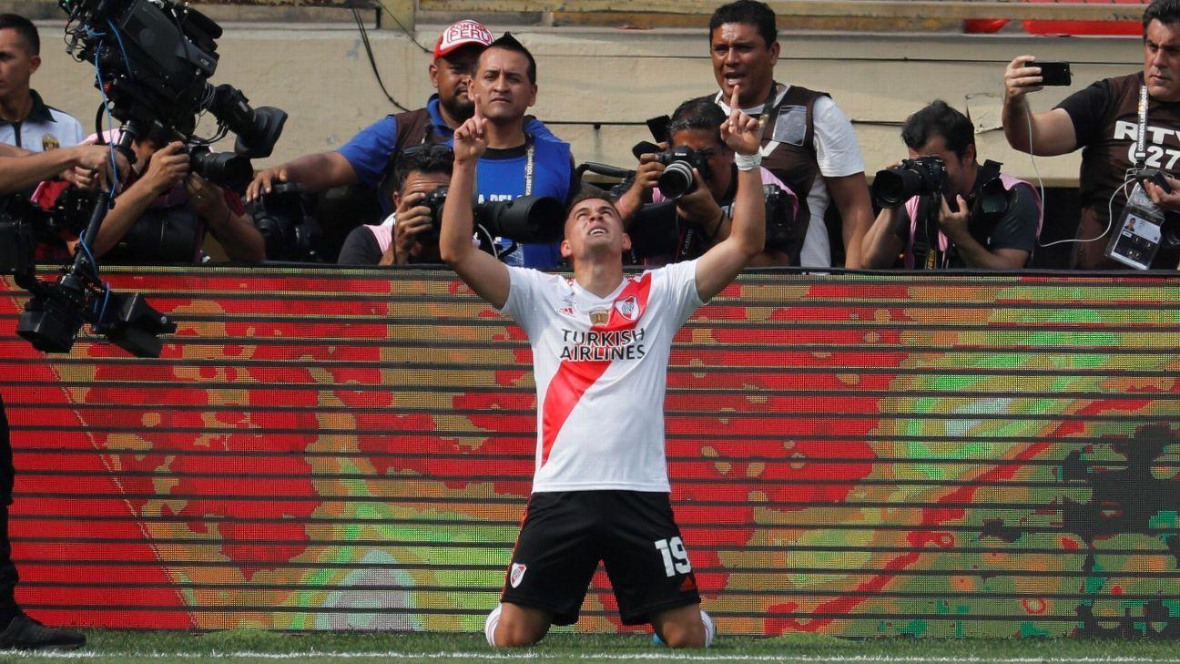 Rive Plate vs. Flamengo