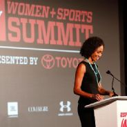 2014 espnW Women + Sports Summit: Sage Steele