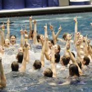 Carmel (Indiana) High School swim team