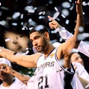 End of the road for Tim Duncan