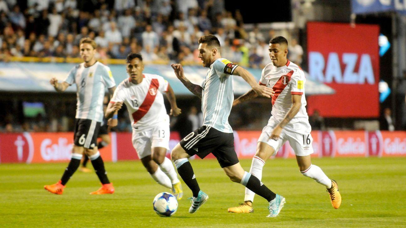 ARGENTINA vs. PERÚ