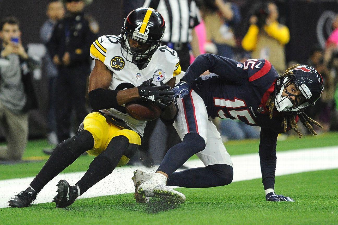 Artie Burns, CB, Pittsburgh Steelers