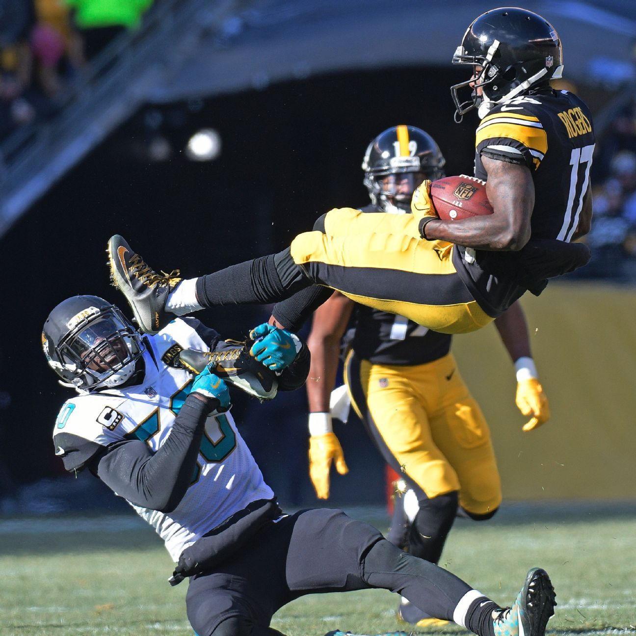 Eli Rogers, WR, Pittsburgh Steelers