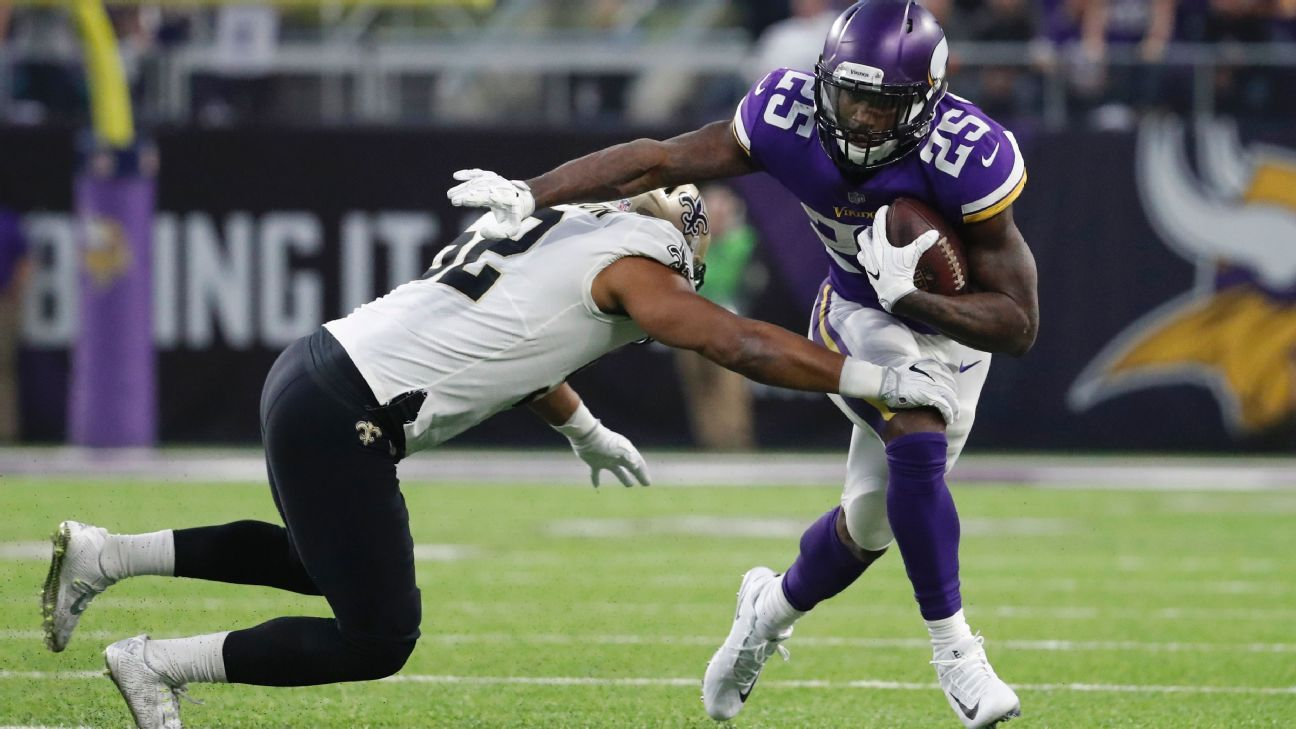 Latavius Murray, RB, Minnesota Vikings