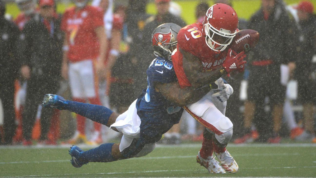 Tyreek Hill, WR, AFC (Kansas City Chiefs)