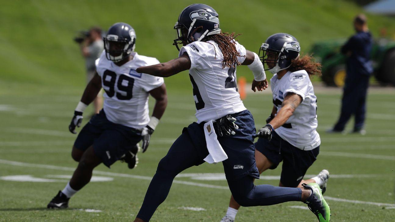 Shaquem Griffin, Seattle Seahawks