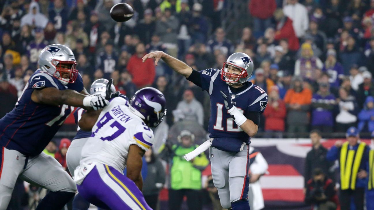 Tom Brady, QB, New England Patriots