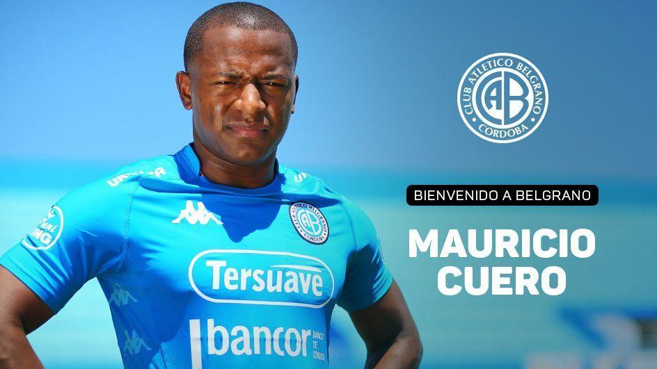 Mauricio Cuero (Belgrano)