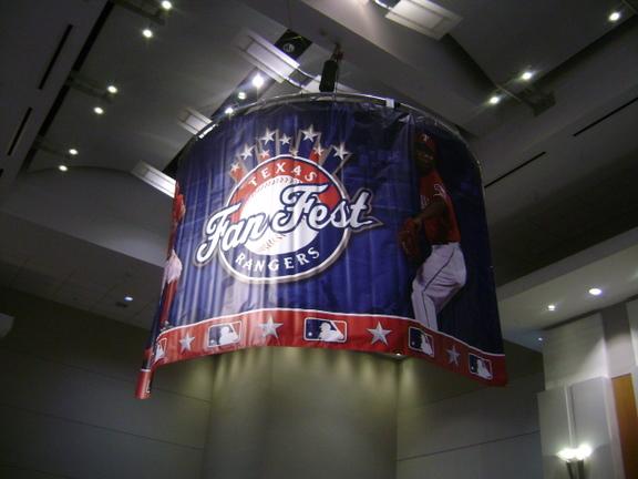 2012 Rangers Fan Fest