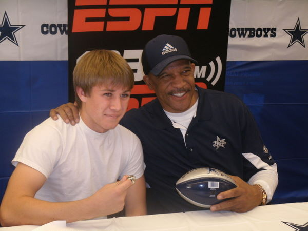 Salute to Drew Pearson