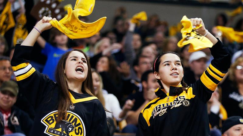 Bruins Fans