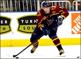 All-Star Ilya Kovalchuk could join his fellow Russians, and take on the rest of the league.
