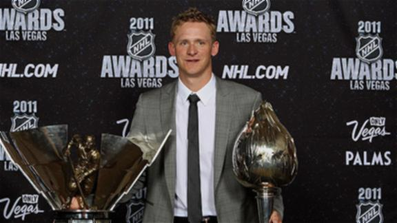 ESPN Video: Scott Burnside recaps the NHL award show from Las Vegas.