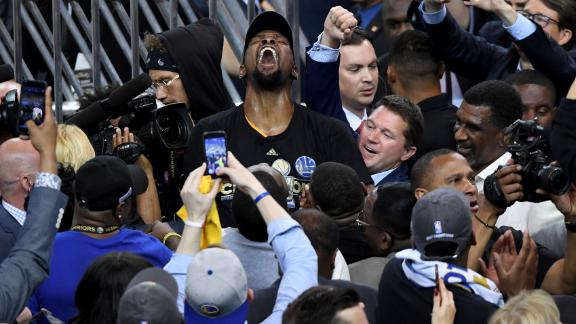 Zach Lowe on Golden State Warriors' potential dynasty ...