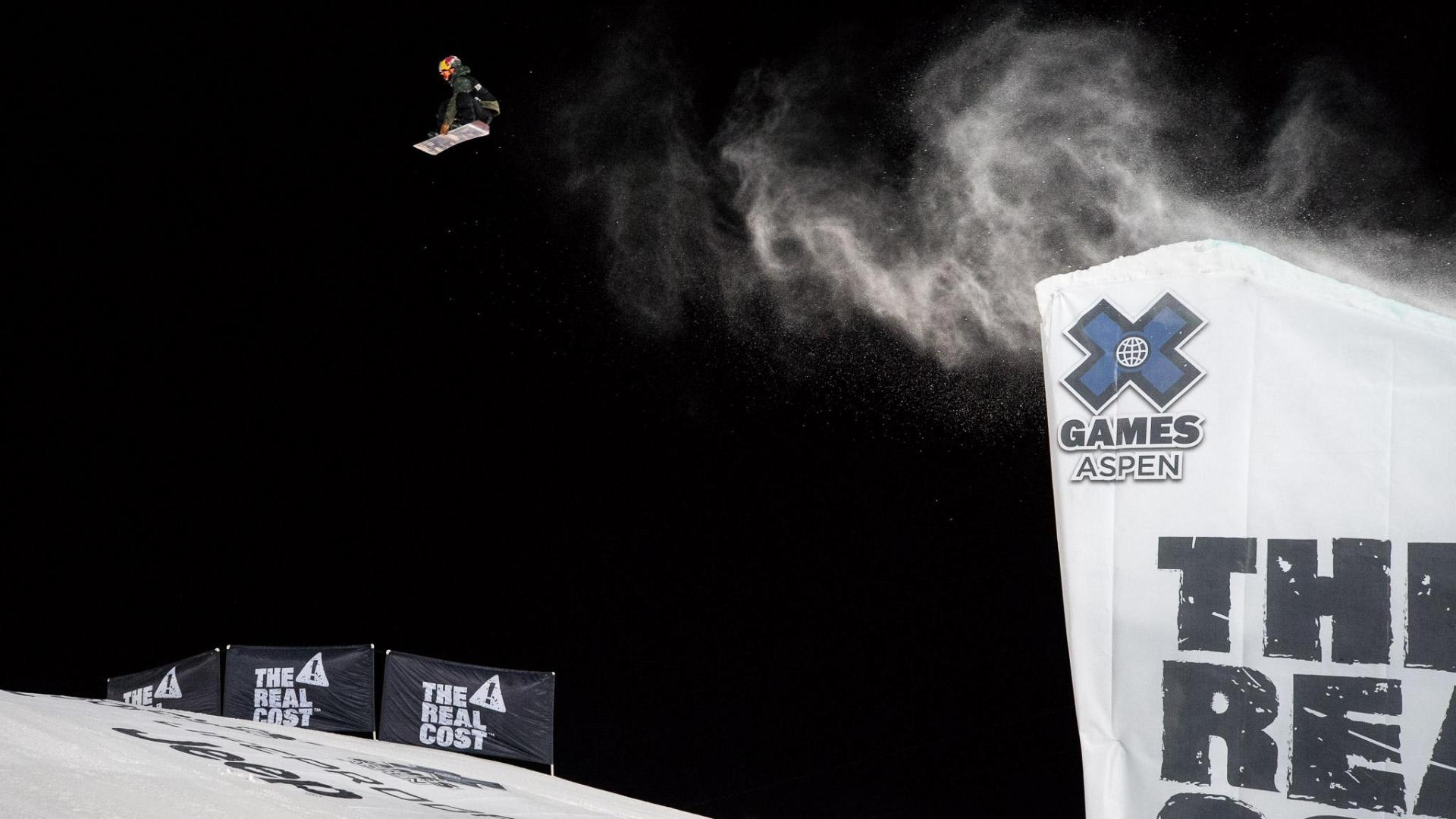 Nicholson sixth at X Games Aspen