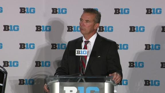 Meyer can't stop questions about Zach Smith when he wants
