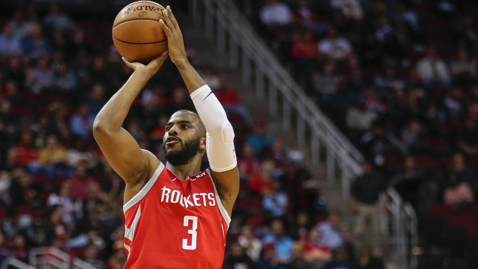 Watch Every Rockets Three-Pointer From Record-Setting Night Wednesday
