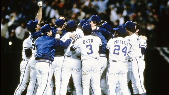 The Kansas City Royals, once perennial winners alongside the Yankees, have not won consistently since their World Series championship in 1985.