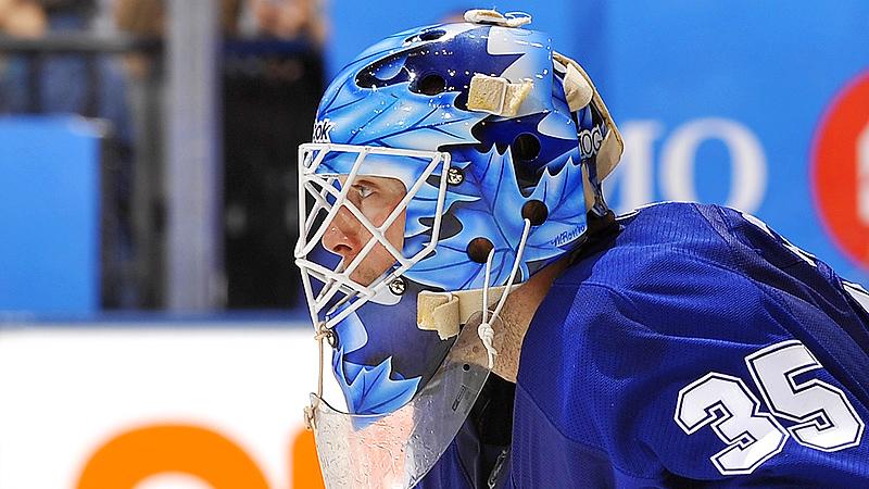 Jean-Sebastien Giguere, Toronto Maple Leafs