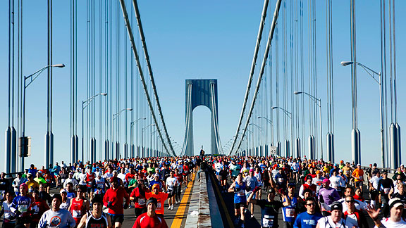 The biggest marathon in the world just keeps getting bigger. Here's what you need to know about this monster race.
