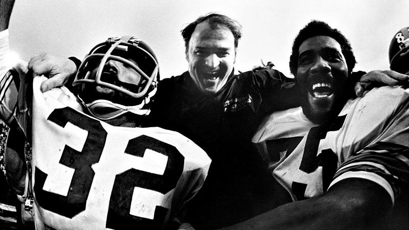 Chuck Noll Super Bowl IX