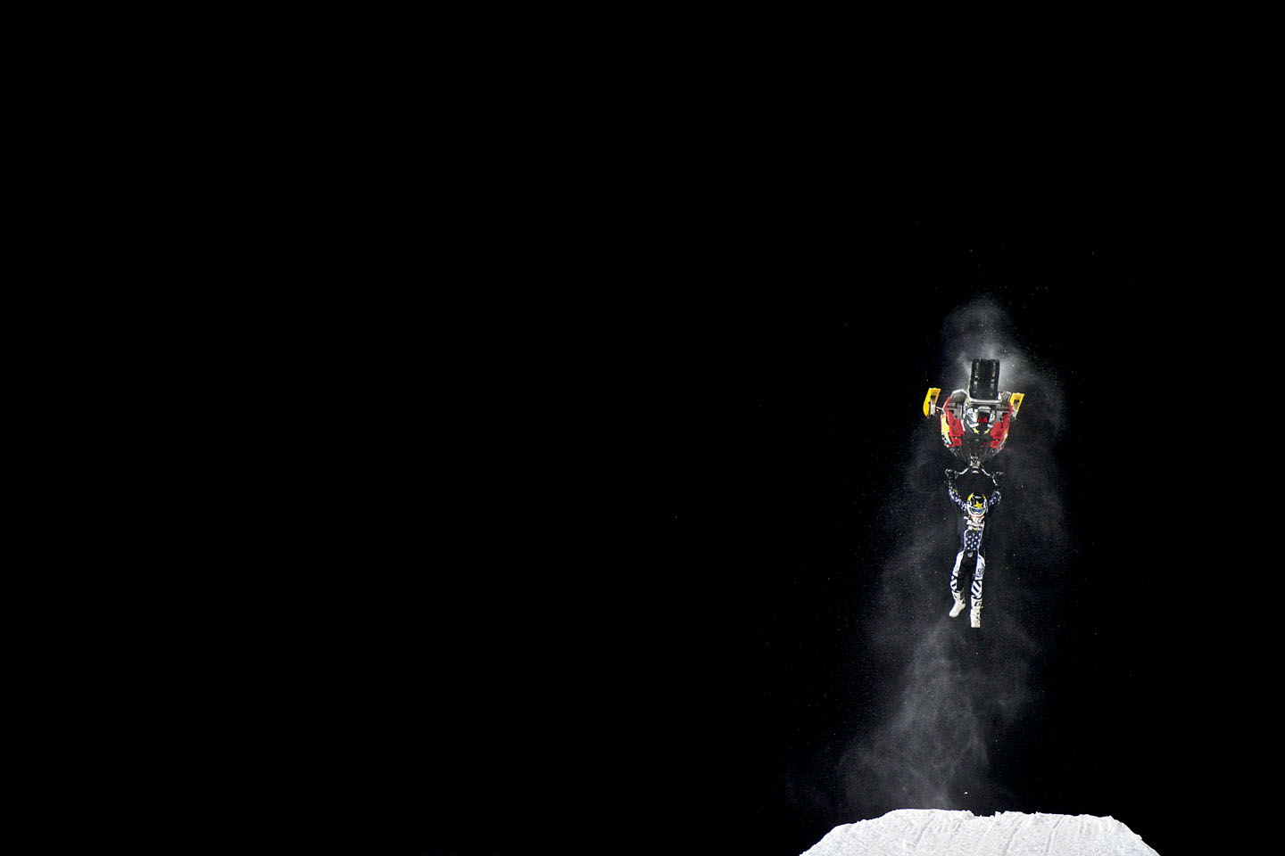 Caleb Moore, Snowmobile Freestyle