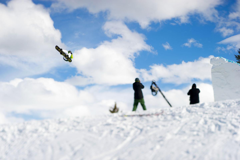 Chas Guldemond, Snowboard Slopestyle