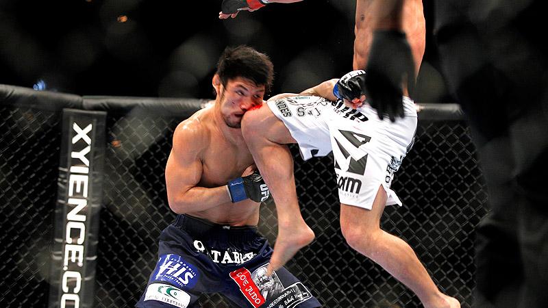 Chad Mendes vs. Michihiro Omigawa.