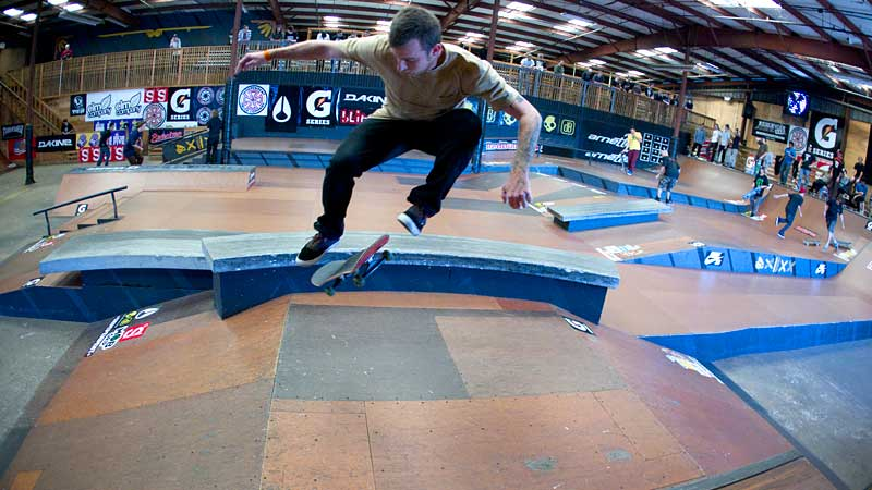 Johnny Layton, switch 360 flip