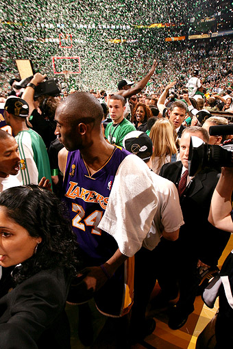 Lakers Worst Moments