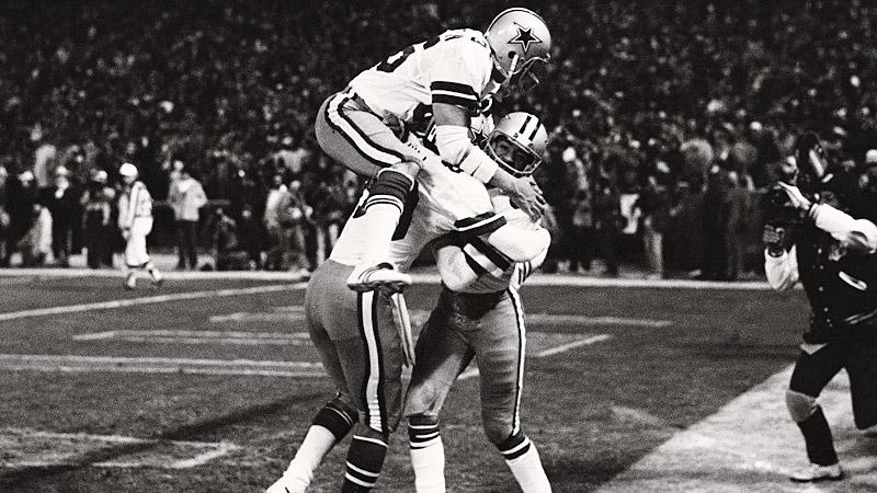 Cowboys-Falcons 1981