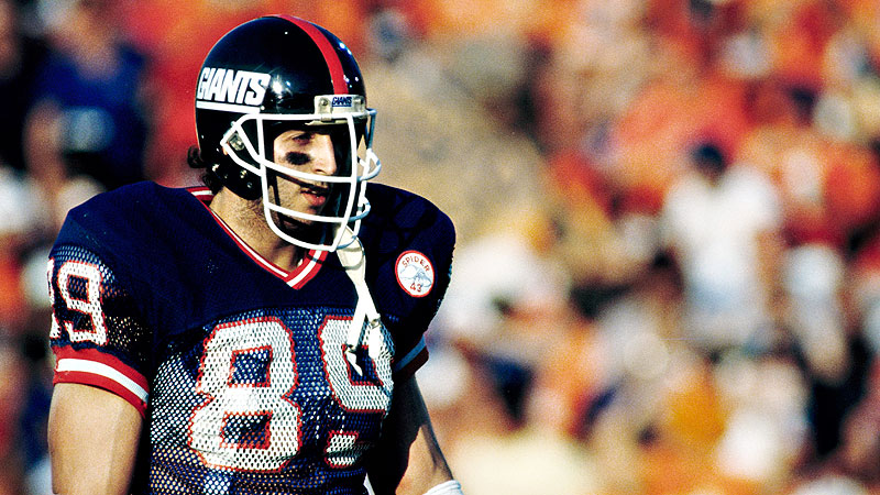 17. Mark Bavaro, TE
