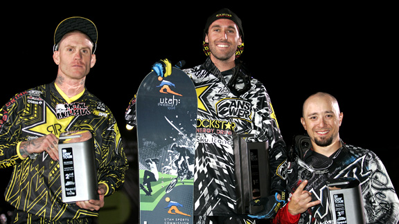 Speed and Style podium