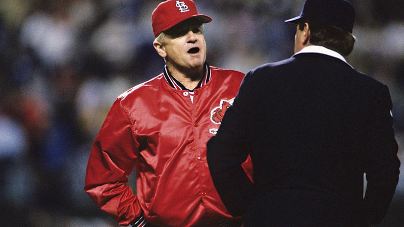 Cardinals v Royals 1985
