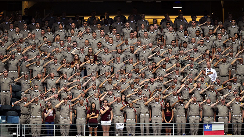 Texas A&M Aggies corps of cadets