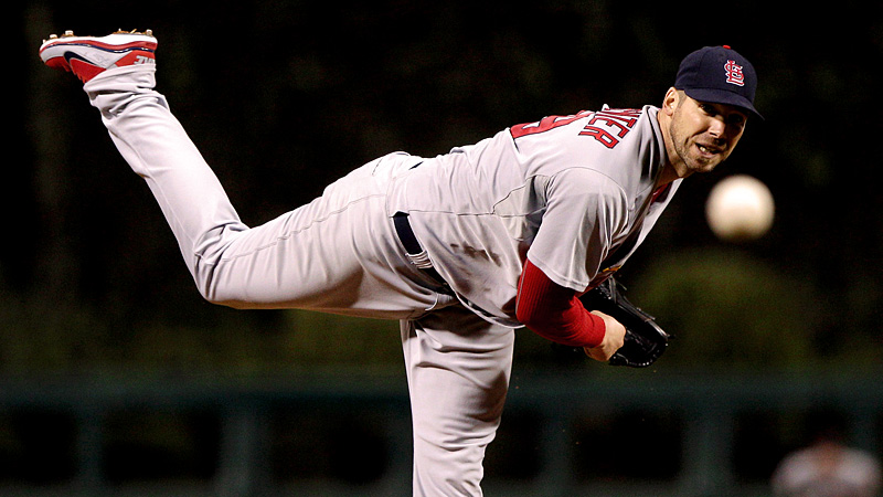 Best control (SP): Chris Carpenter