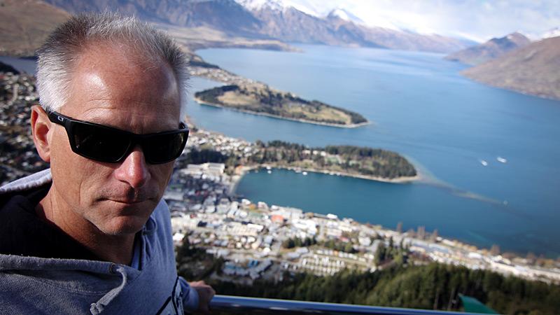 Kenny Mayne New Zealand