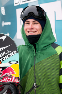 Seb Toutant is one of the many potential future Olympic snowboarders affected by the recent FIS decision.