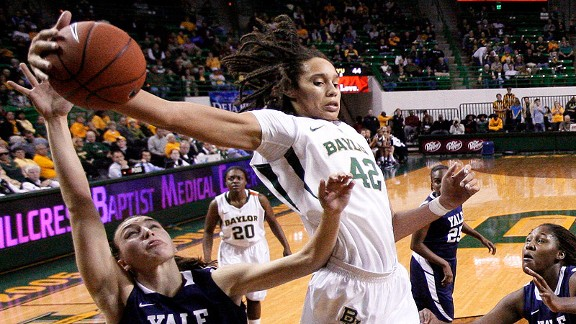 March Madness is just around the corner, so it's time to familiarize yourself with the contenders like top-ranked Baylor and its star, Brittney Griner.