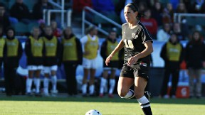 Stars such as Wake Forest's Bianca D'Agostino will learn about pressure in this weekend's College Cup.